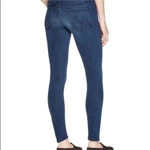 Mother Looker Skinny Jeans in Dreamy 28